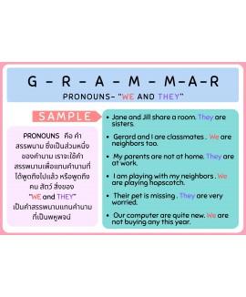 Sample Learning Grammar Level 1 (Lesson 10)