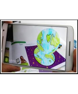 หนูน้อยรอบรู้ (3D AR Coloring Book