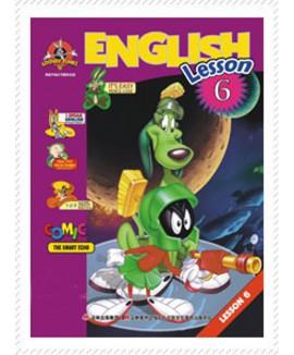 Looney Tunes English หนังสือภาพ 2 ภาษา ไทย-Eng Lesson6 : Pencil Case
