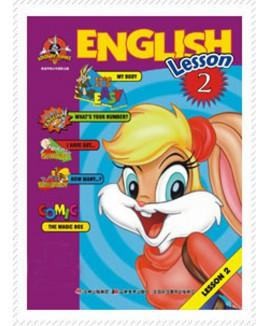 Looney Tunes English หนังสือภาพ 2 ภาษา ไทย-Eng : Lesson2: My Body