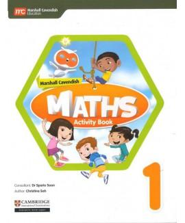 Marshall Cavendish Maths Act.Bk. Stage 1