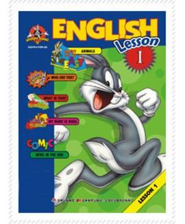 Looney Tunes English หนังสือภาพ 2 ภาษา ไทย-Eng : Lesson1: Animals