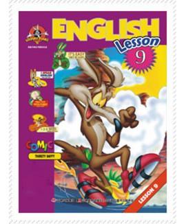 Looney Tunes English หนังสือภาพ 2 ภาษา ไทย-Eng Lesson 9 : They're happy