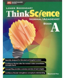 Lower Secondary Think Science N(A) Book A